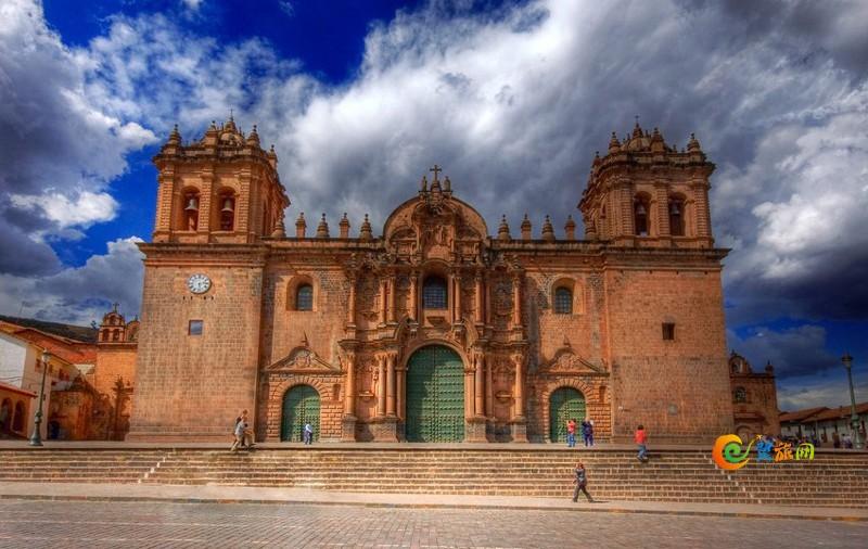 秘鲁库斯科大教堂