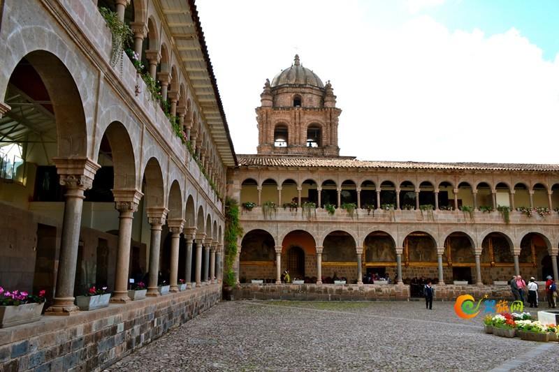 秘鲁库斯科太阳神殿
