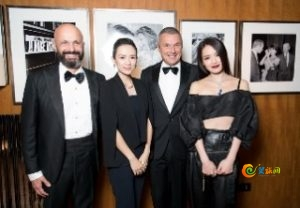 中国首家宝格丽酒店盛启北京,章子怡出席开幕晚宴