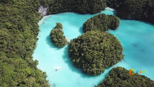 「海报全球旅拍师」之帕劳风景